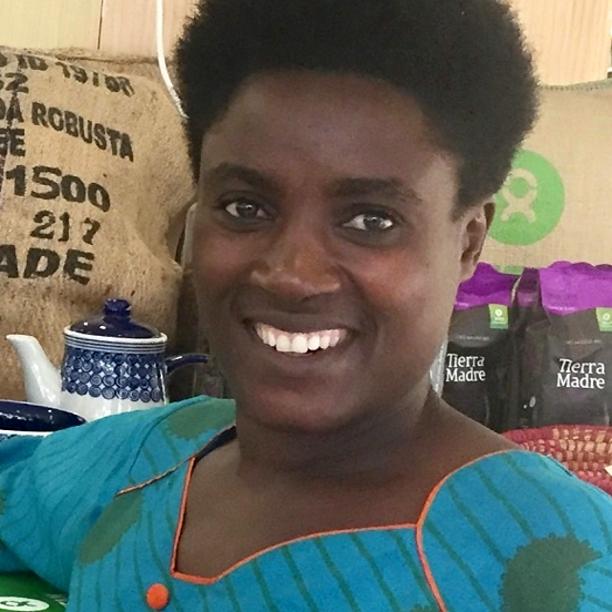 Café de comercio justo de género por la igualdad real