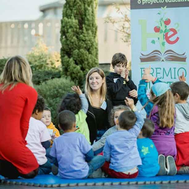 Presentación de la 5ª edición del Premio Huertos Educativos Ecológicos