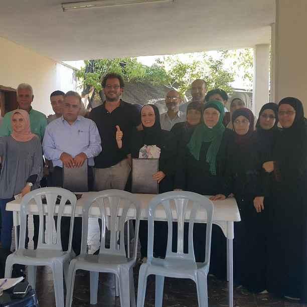 Empoderamiento socieconómico de mujeres rurales en Palestina